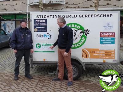 Gered Gereedschap Waddinxveen - Sponsors