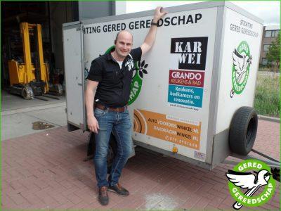 Karwei Boskoop Logo-sponsor