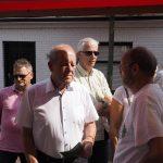 Oogstfeest Zevenhuizen 2016 in gesprek met bezoekers