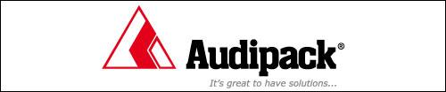 Logo Audipack sponsor