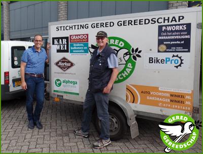 Markus en Markus Stroopwafels BV - Logo sponsor